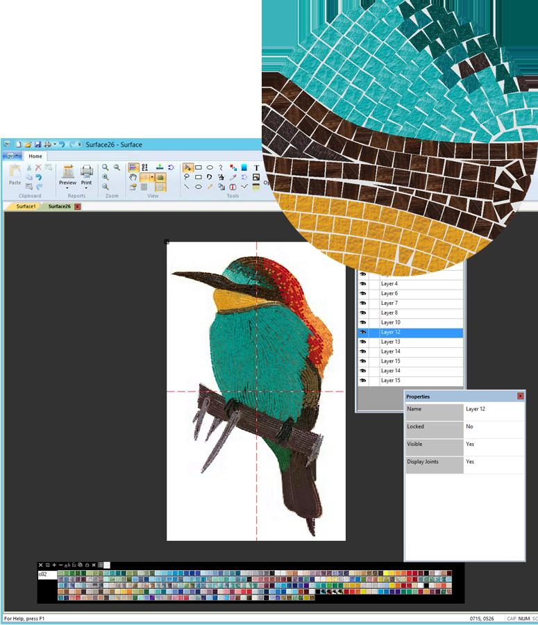 mosaicArtistic_SurfaceMosaicDesignSoftware