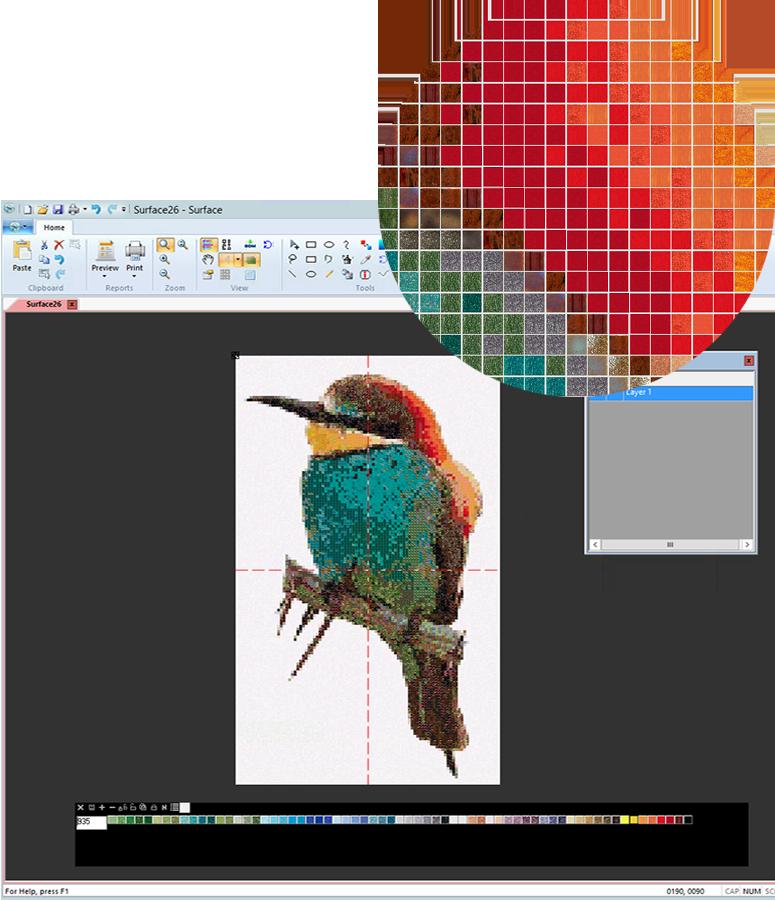 mosaicOrthogonal4_SurfaceMosaicDesignSoftware